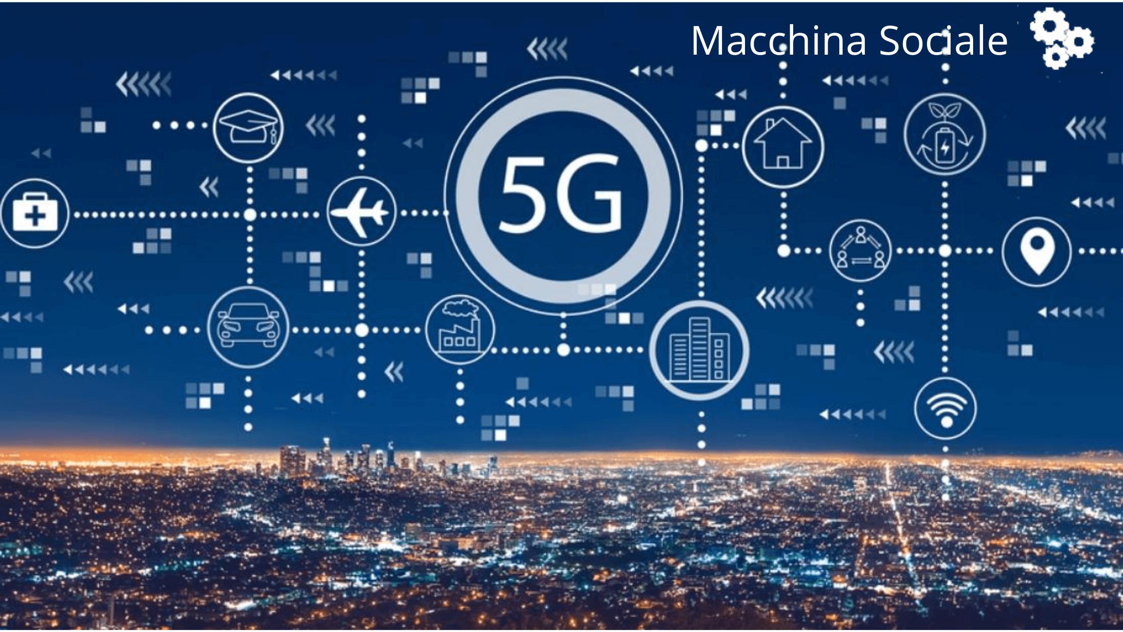 Il 5G è pericoloso ?
