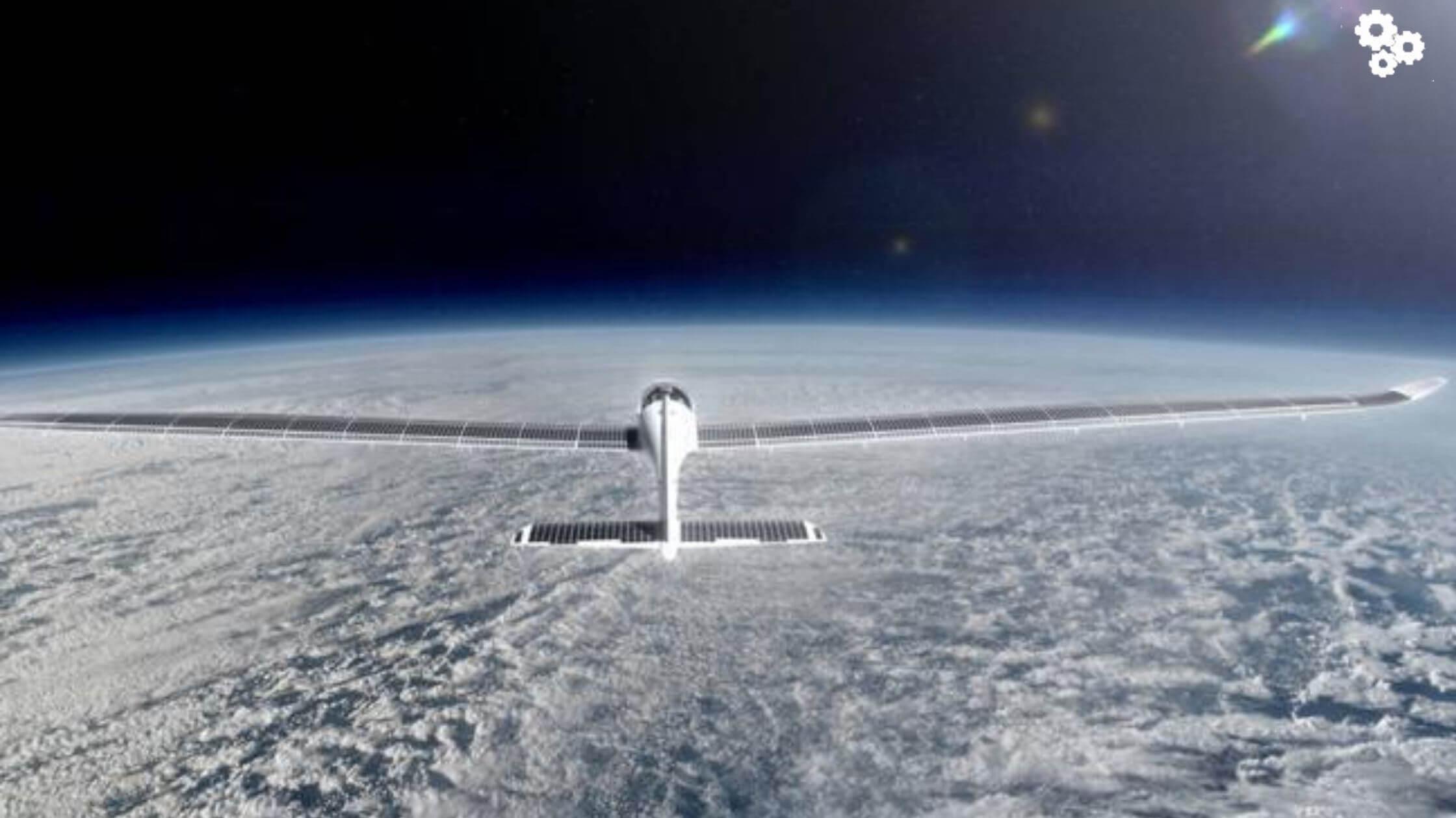 SolarStratos: raggiunge i confini della Terra