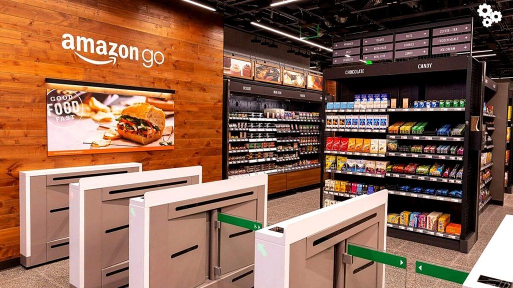 Amazon: mette in vendita la tecnologia di Amazon Go