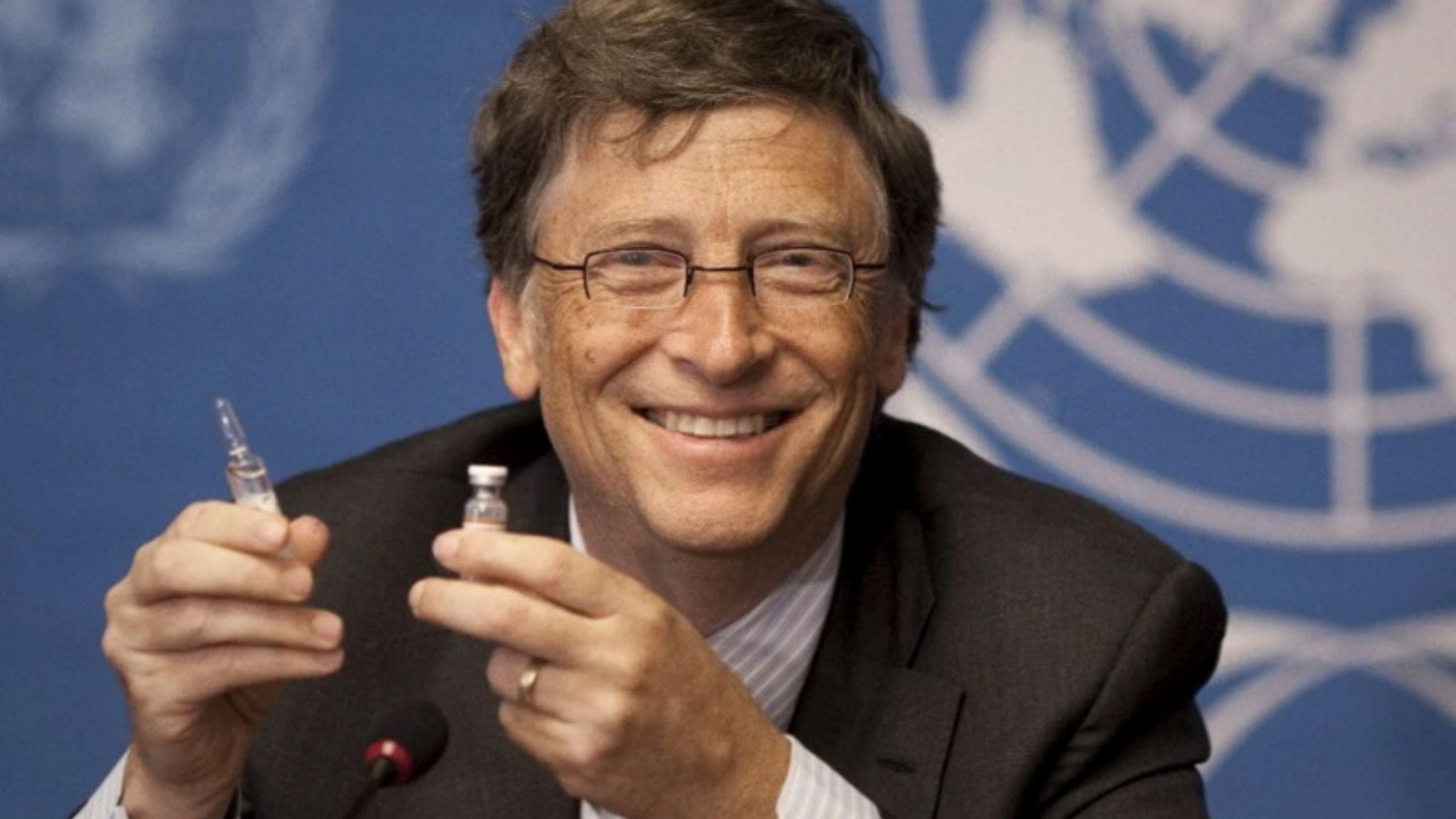 fine pandemia non prima del 2022: la strana certezza di Bill Gates