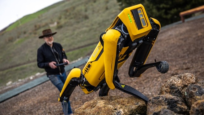 Boston Dynamics: cambio di proprietà a breve