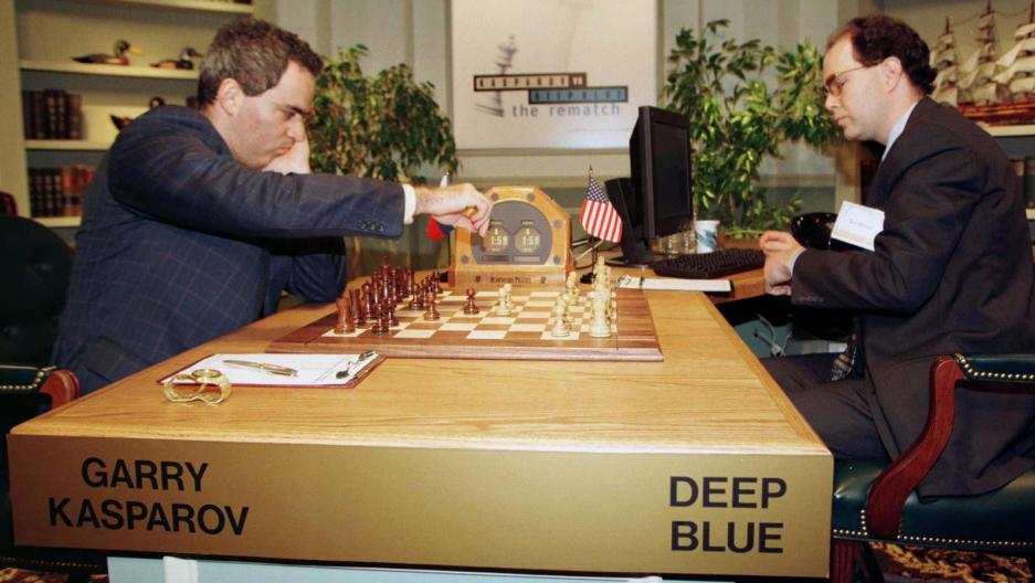 Intelligenza Artificiale: Garry Kasparov contro Deep Blue
