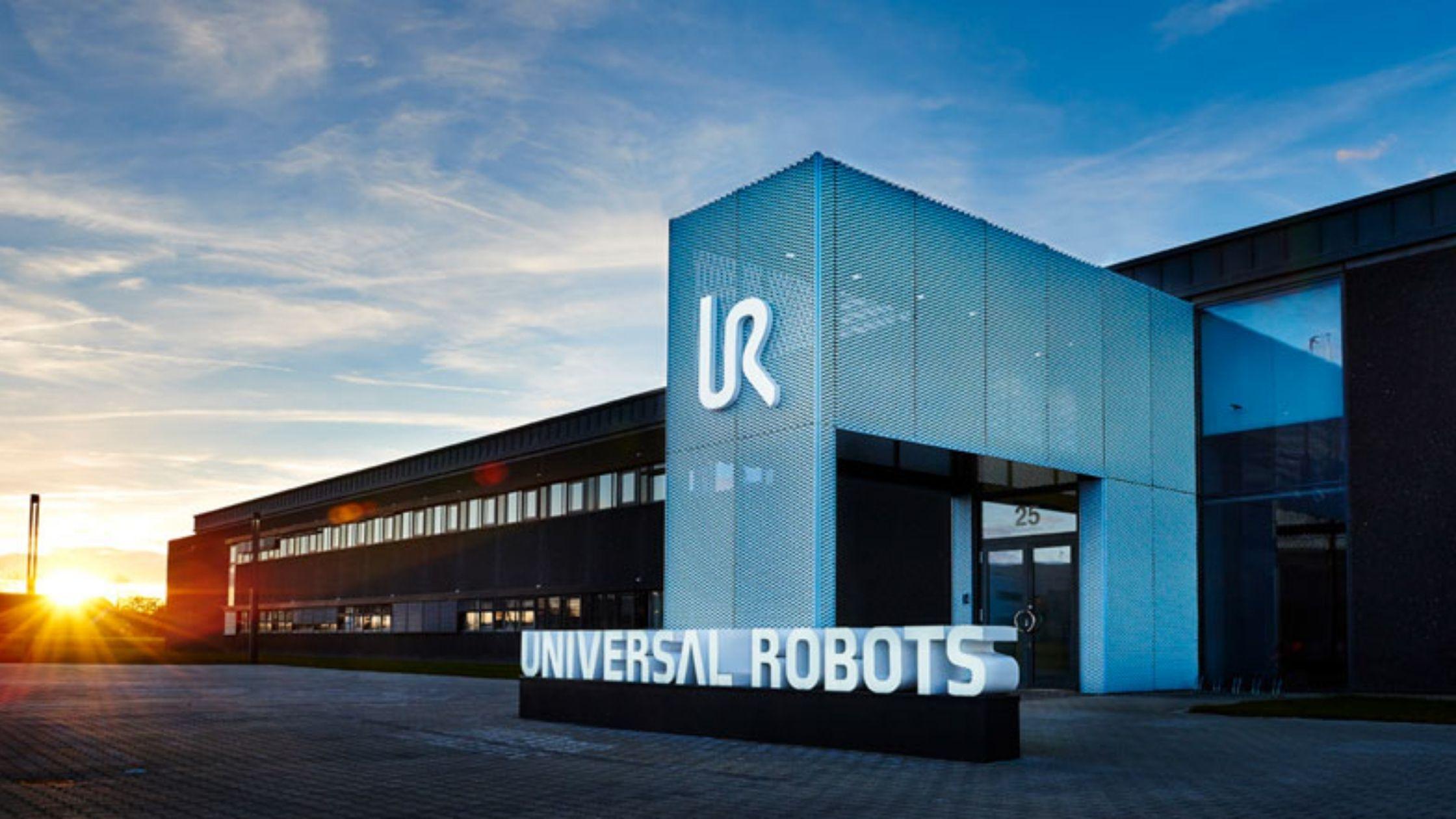 Robotica collaborativa: gli stai generali di Universal Robots